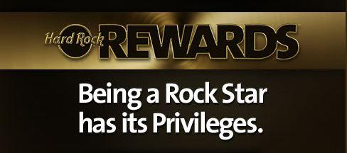 Hard Rock Rewards Logo